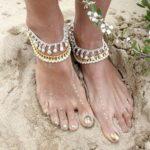 Chaines ethniques de pied