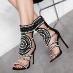 Sandales chics Ethniques